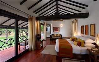 Cinnamon Lodge Doppelzimmer