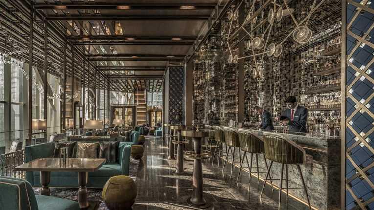 Four Seasons Hotel Kuala Lumpur Bar