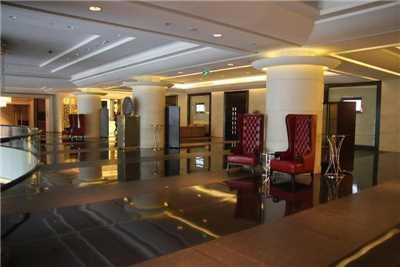 Beijing Pudi Hotel Empfangsbereich