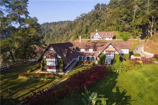 The Lakehouse Außenansicht