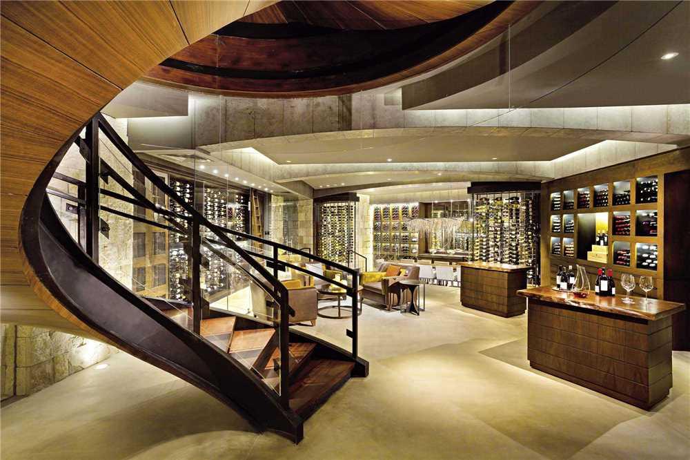 Rosewood Abu Dhabi Weinkeller