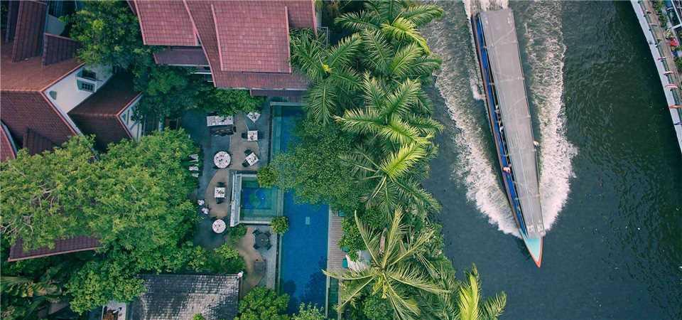 Ariyasom Villa Außenansicht