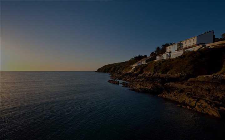 Cliff House Hotel Außenansicht