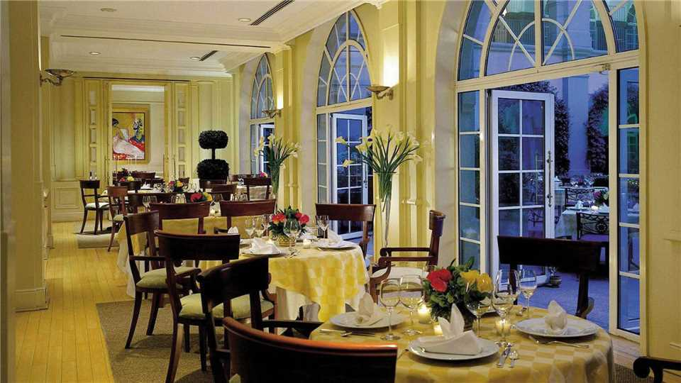 Four Seasons Hotel Mexico City Restaurant