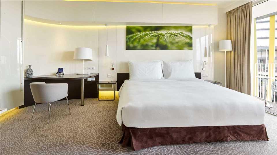 Radisson Blu Hotel & Convention Centre, Kigali Doppelzimmer