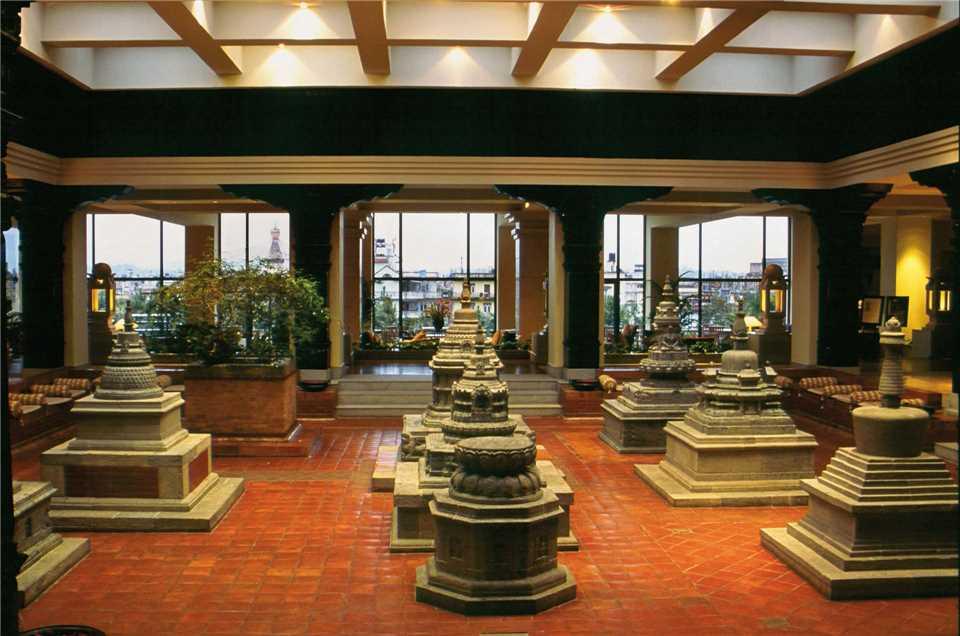 Hyatt Regency Kathamandu Lobby