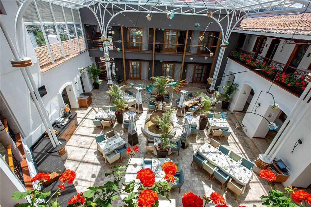 Mama Cuchara by Art Hotels Restaurant