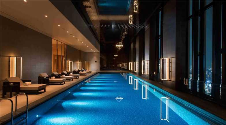 Conrad Osaka Pool