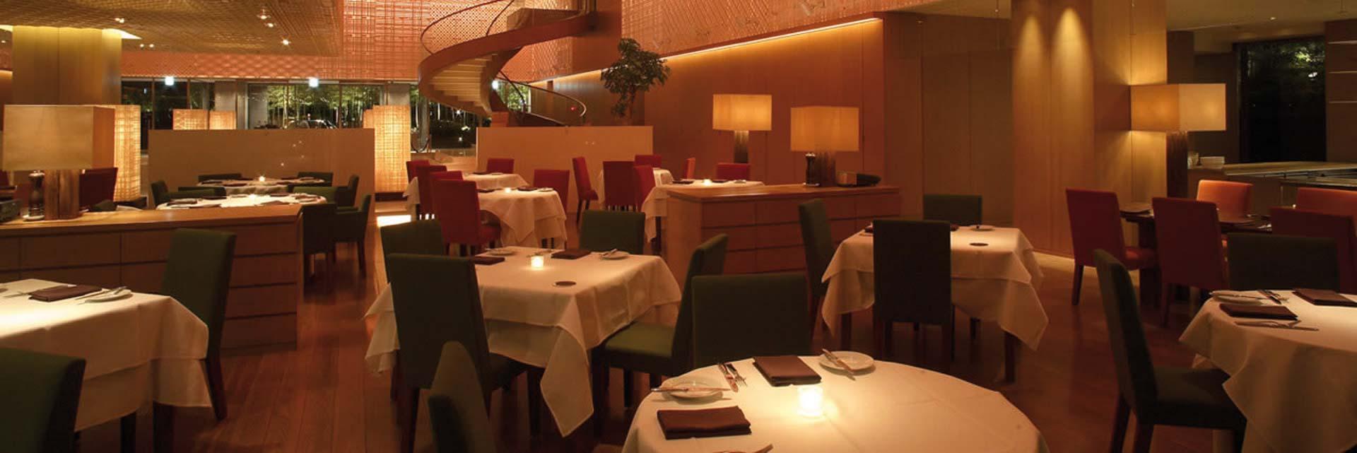 Hyatt Regency Kyoto Restaurant