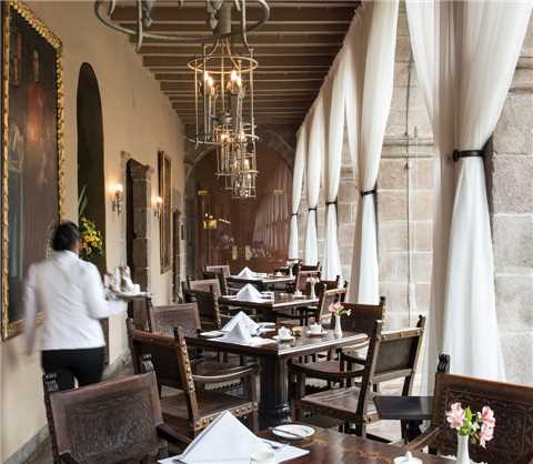 Belmond Hotel Monasterio Restaurant