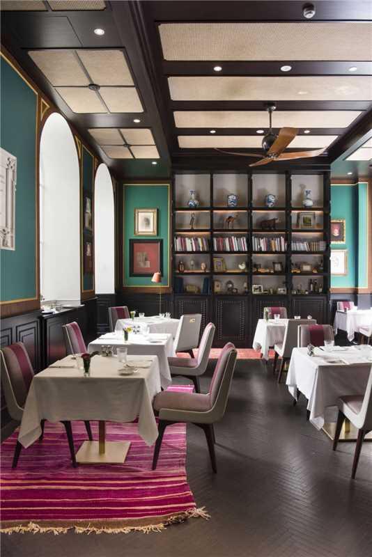 Hotel Vilón Restaurant