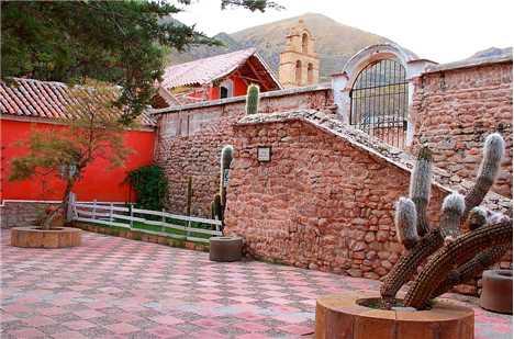 Hacienda Museo Cayara Aussenansicht