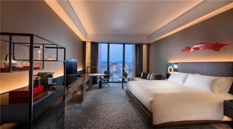 Conrad Osaka Doppelzimmer