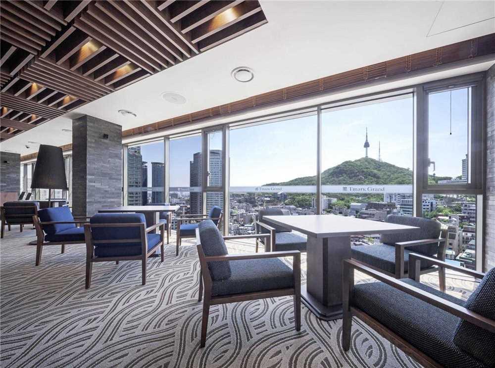 Tmark Grand Hotel Myeongdong Lounge