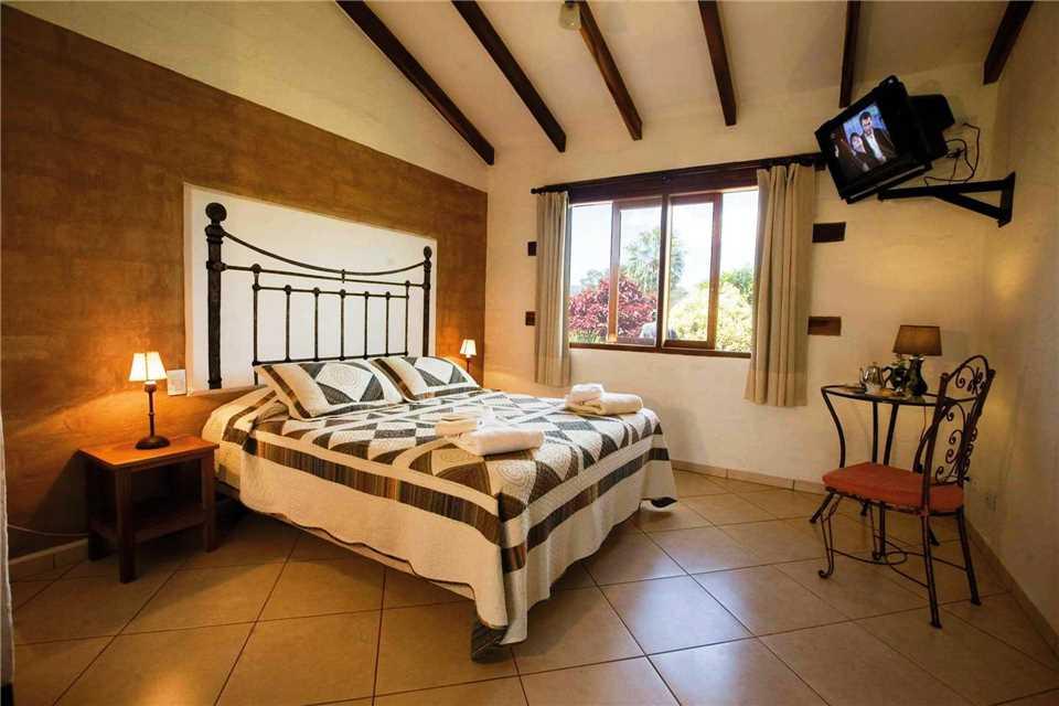Hotel Villa Chiquitana Doppelzimmer