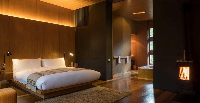 Amankora Punakha Hotel Bhutan Himalaya Doppelzimmer