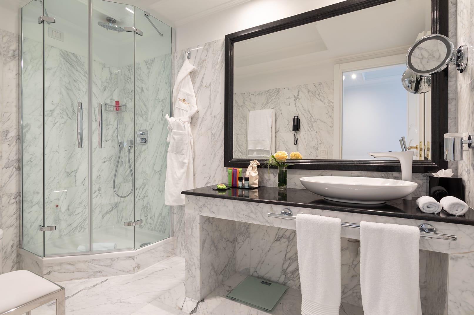 Ortea Palace Luxury Hotel Badezimmer