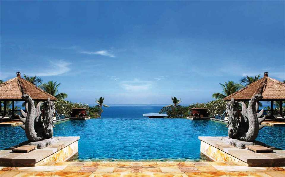 Ayana Resort and Spa Bali Ausblick