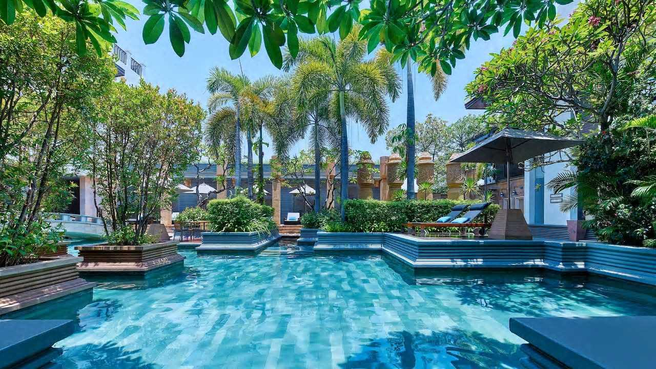 Park Hyatt Siem Reap Outdoor Pool