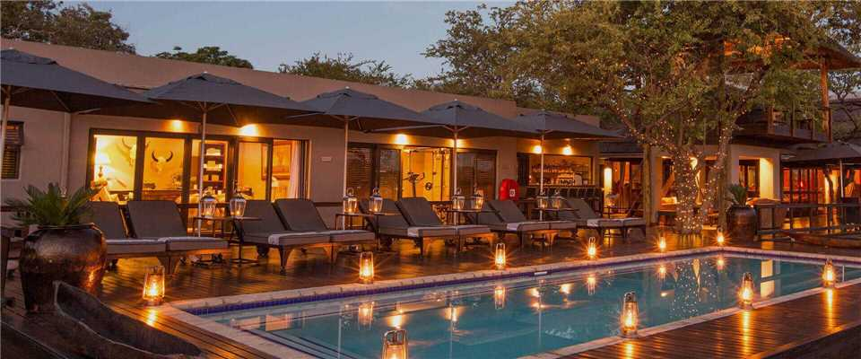 Jamala Madikwe Royal Safari Lodge Pool