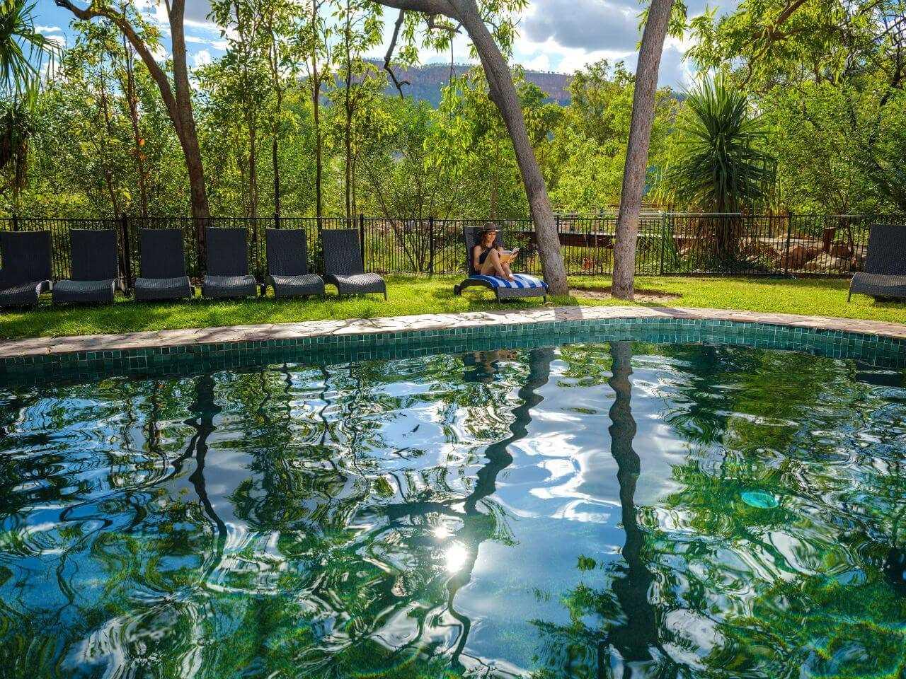 Emma George Resort Pool
