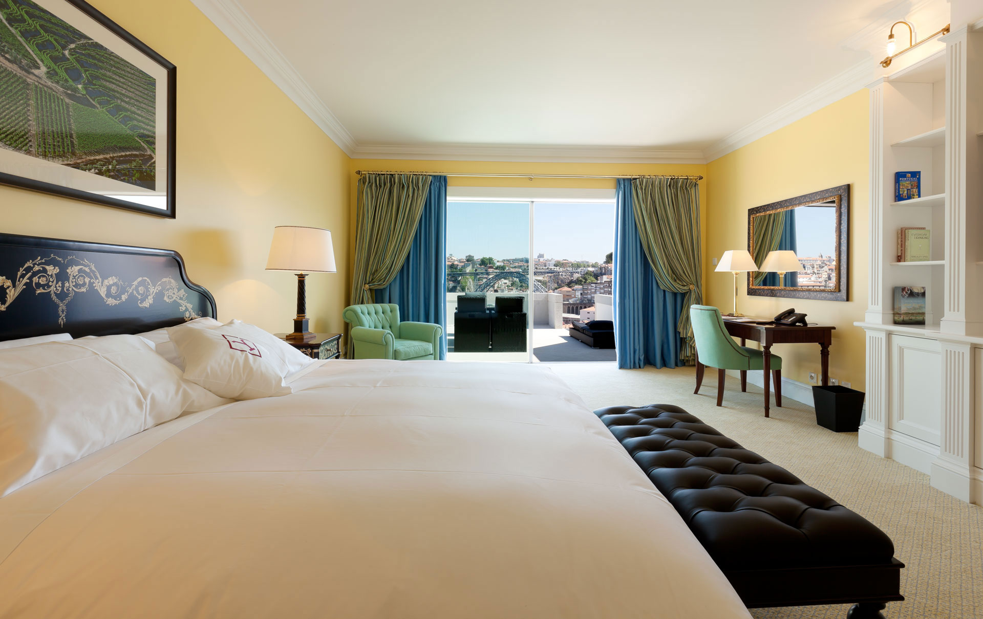 The Yeatman Suite