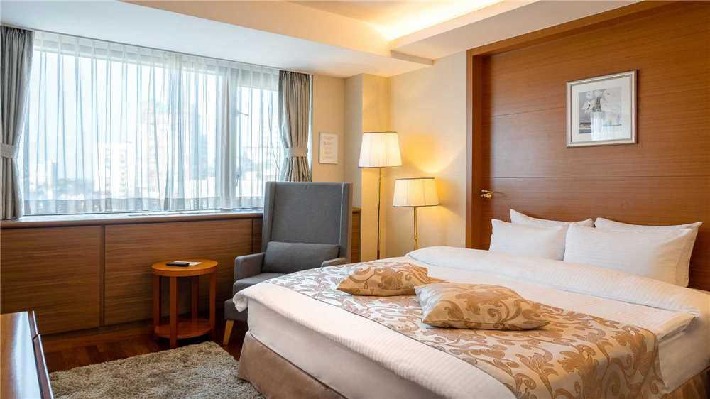 Lotte Hotel Vladivostok Doppelzimmer