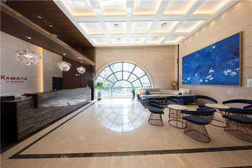 Ramada by Wyndham Daejeon Lobby