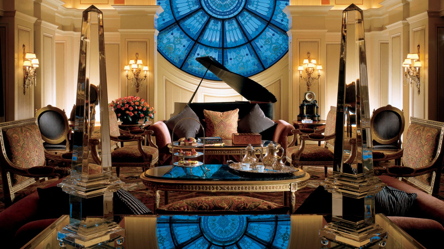 Four Seasons Hotel Cairo at the First Residence Empfangsbereich