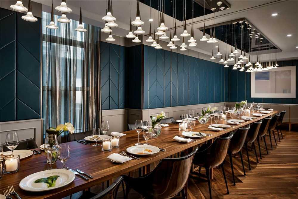 The Ritz Carlton Restaurant