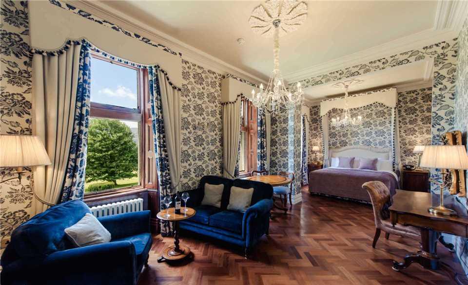 Cahernane House Hotel – Killarney Hotel Suite