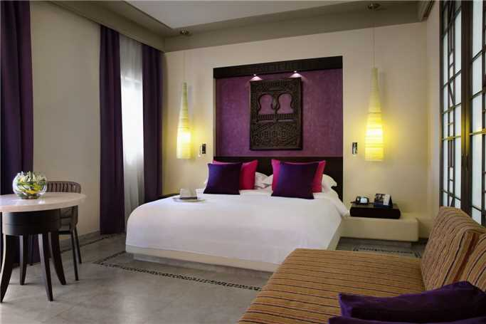 Salalah Rotana Resort Doppelzimmer