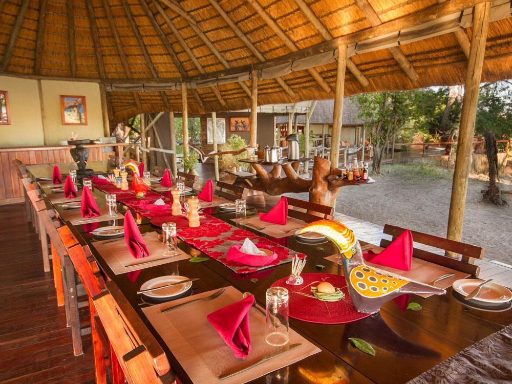 Lagoon Camp Restaurant