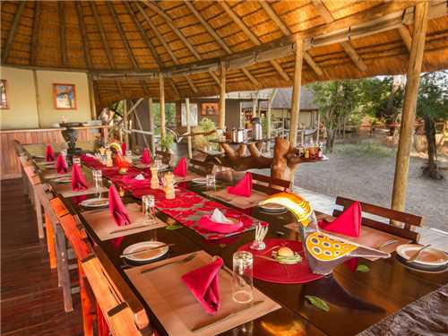 Lagoon Camp Restaurant