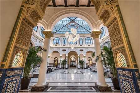 Gran Hotel Miramar Lobby