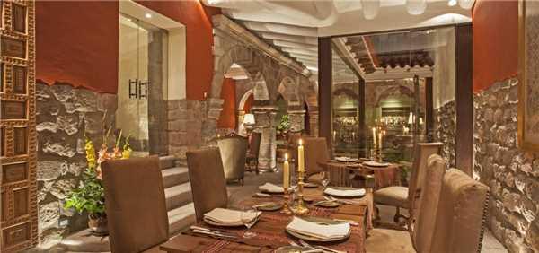 Inkaterra La Casona Restaurant