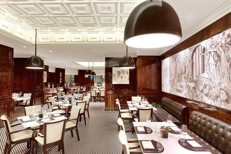 Hotel St. Regis Moskow Nikol' skaya Restaurant