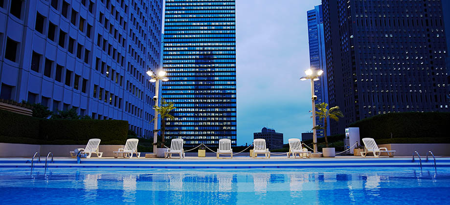 Keio Plaza Hotel Tokyo Pool