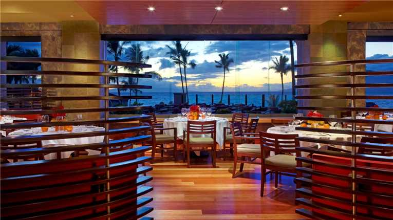 Four Seasons Resort Maui at Wailea Restaurant