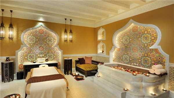 Emirates Palace Wellnessbereich