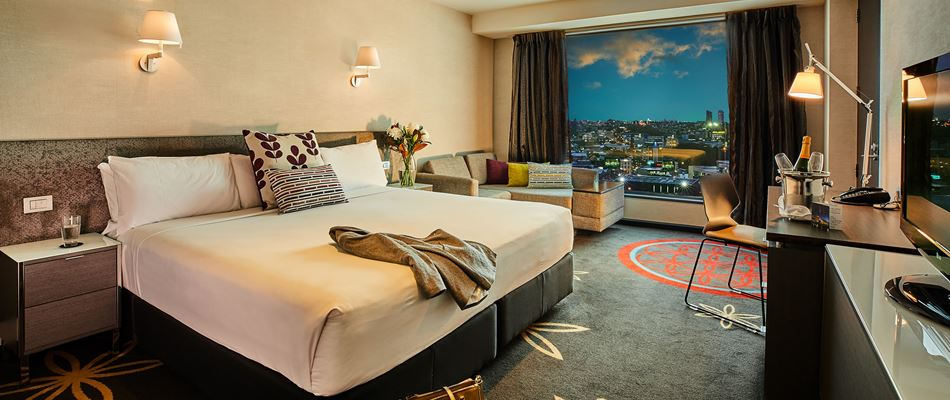 SkyCity Hotel Auckland Premium Room