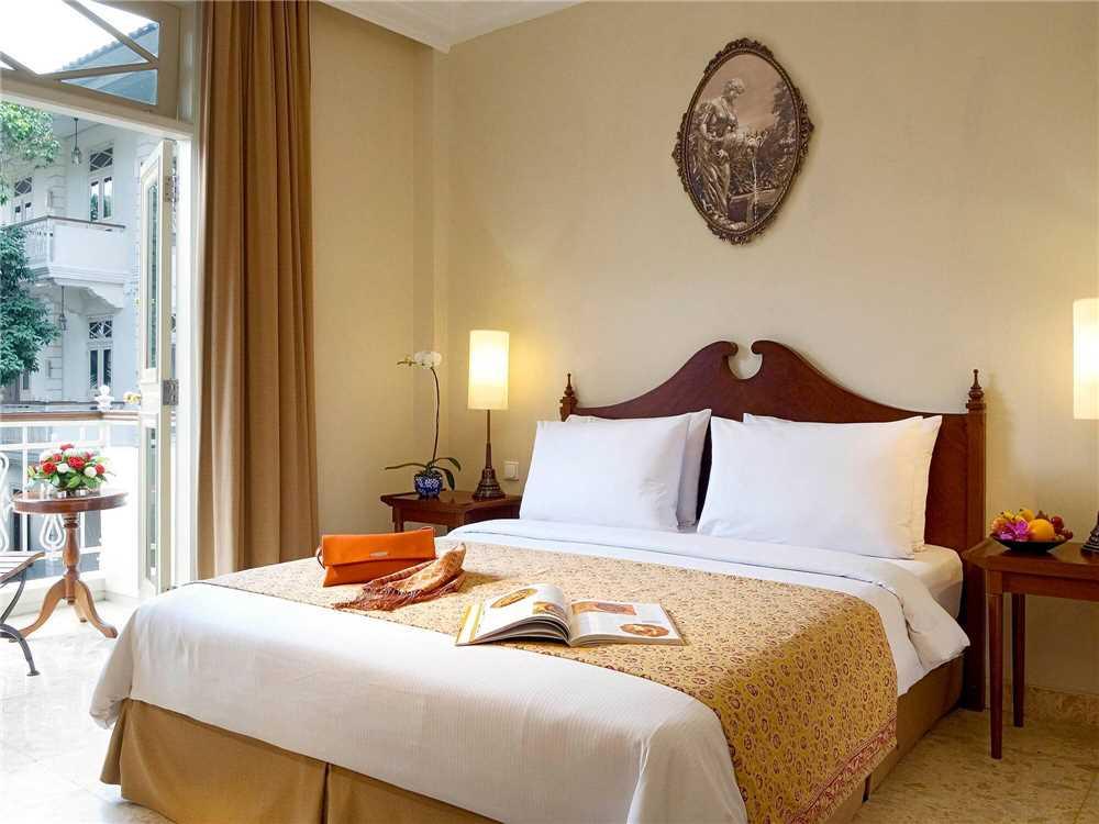 The Phoenix Hotel Yogykarta, MGallery by Sofitel Doppelzimmer