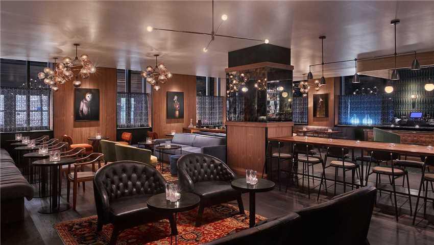 Nine Zero Hotel Bar