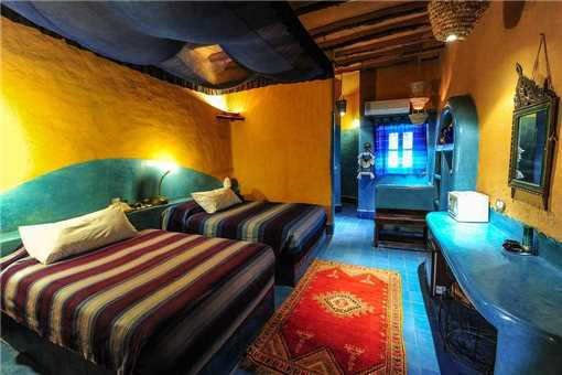 Kasbah Hotel Tombouctou Doppelzimmer