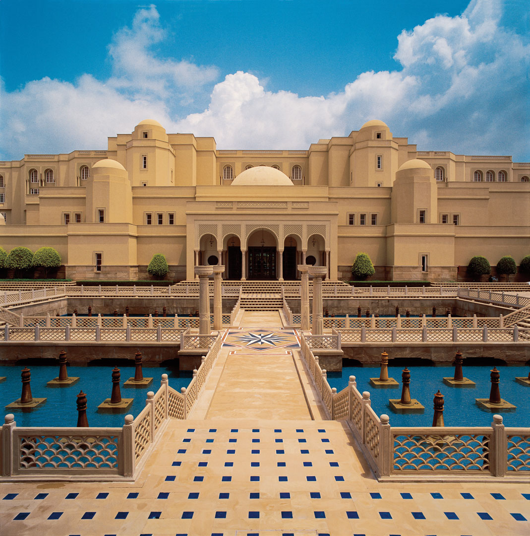 The Oberoi Amarvilas Hotelansicht