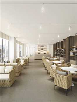 Lahan Hotel Jeonju Lounge