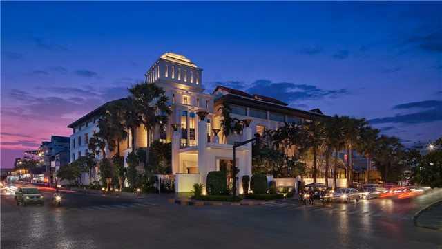 Park Hyatt Siem Reap Außenansicht