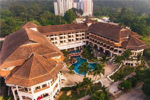 Orient Star Hotel Hotelansicht