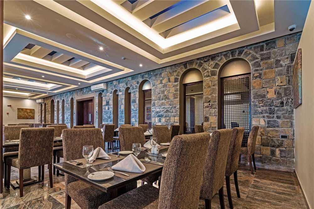 Sahab Resort & Spa Restaurant