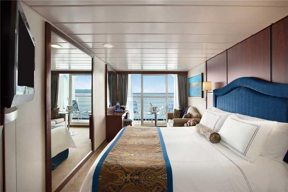 Oceania Cruises MS Nautica Doppelkabine